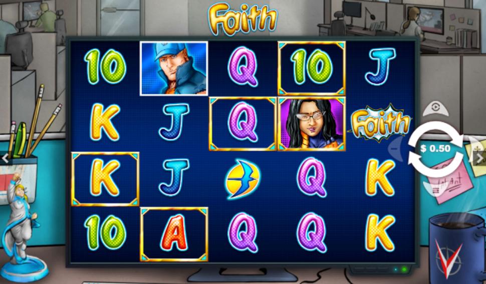 Faith - Slot
