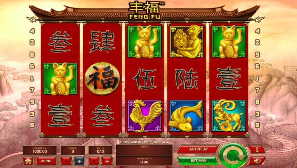 Feng Fu - Bonus Features