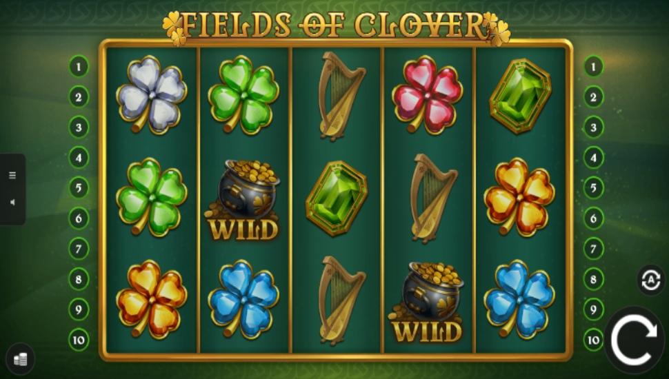 Fields of Clover - Slot