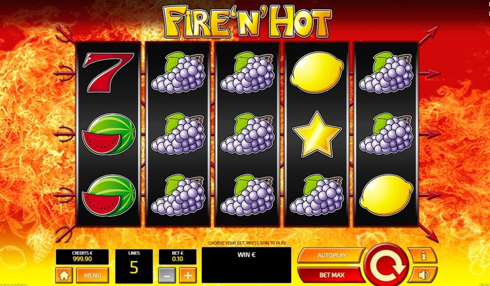 Fire 'N' Hot - slot