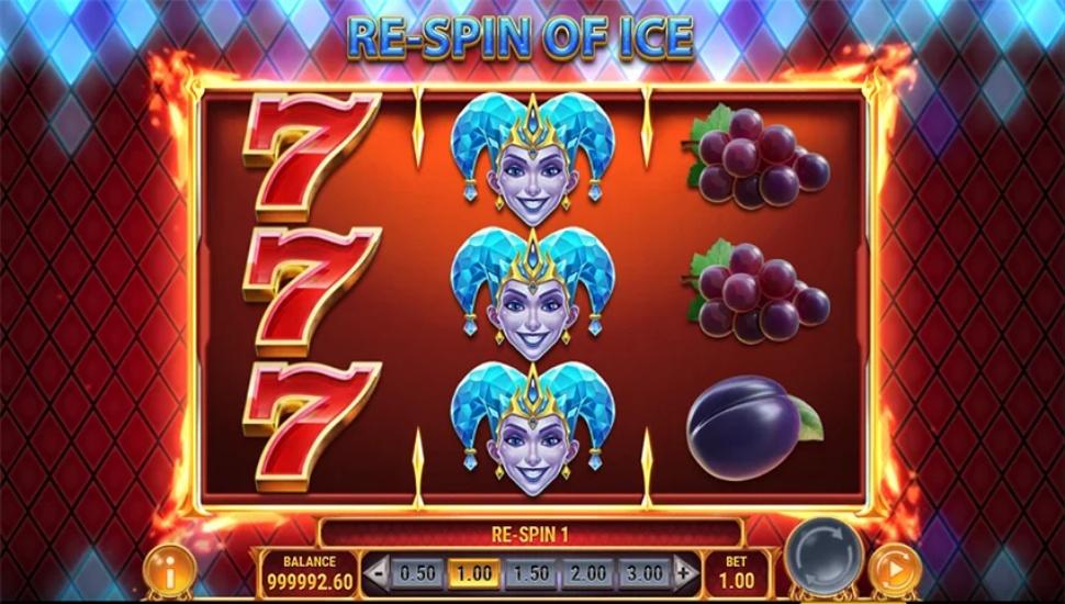 Fire Joker Freeze - Bonus features