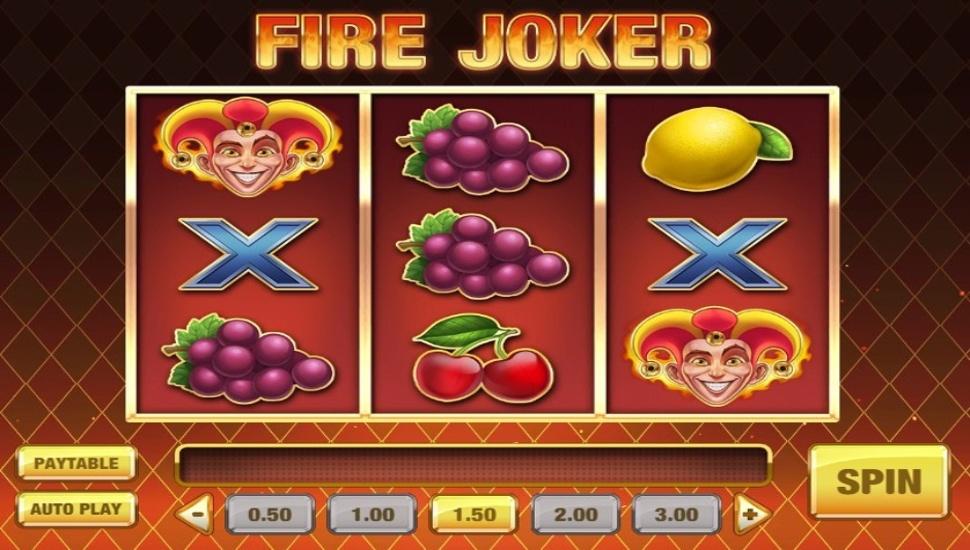 Fire Joker - Slot