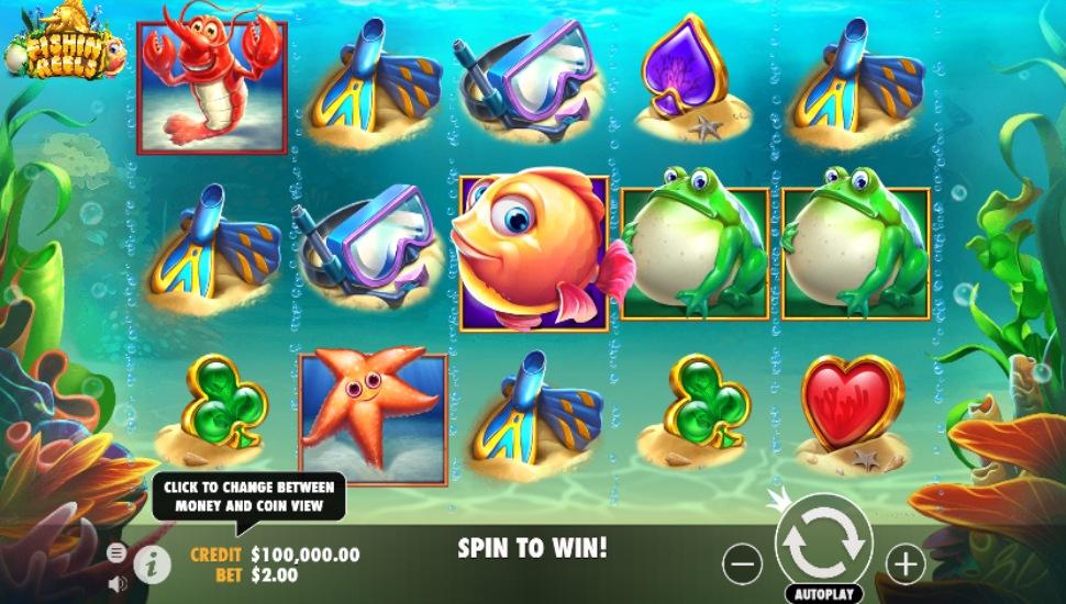 Fishin' Reels - Slot