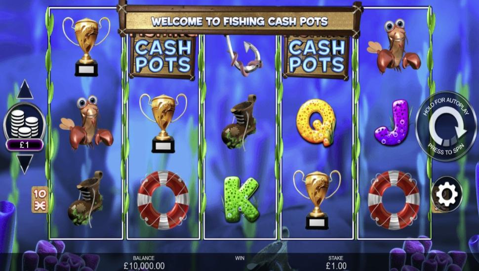 Fishing Cash Pots - Slot