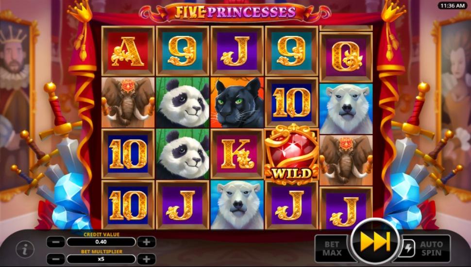 Five Princesses - Bonus Features