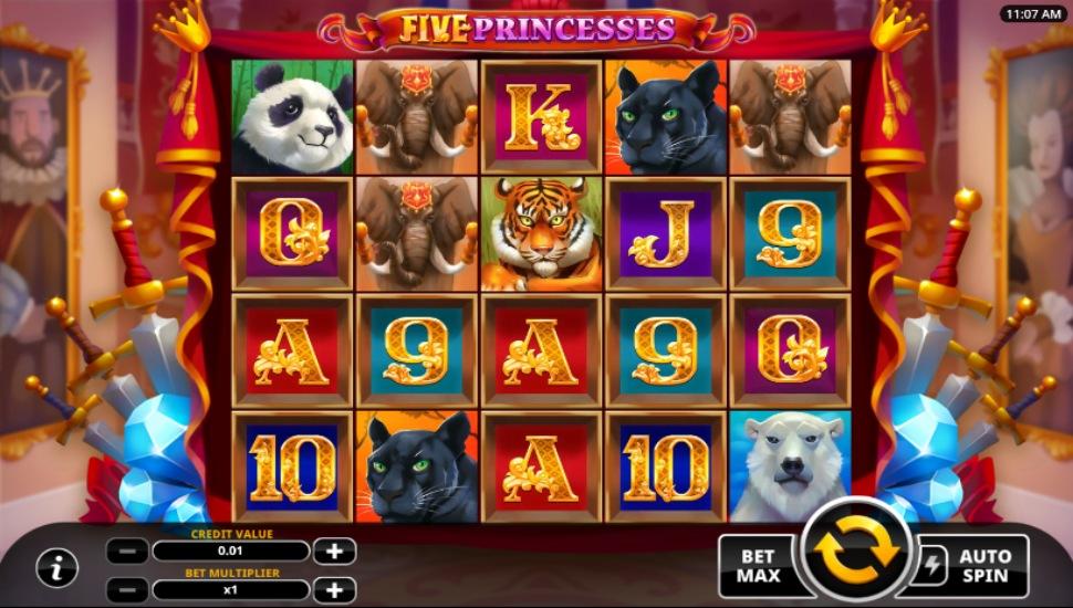 Five Princesses - Slot