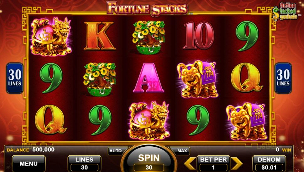 Fortune Stacks - Slot