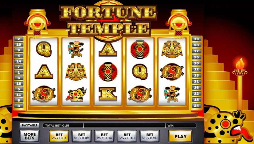 Fortune Temple - Slot