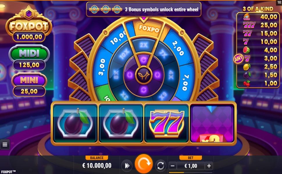 Foxpot - Slot