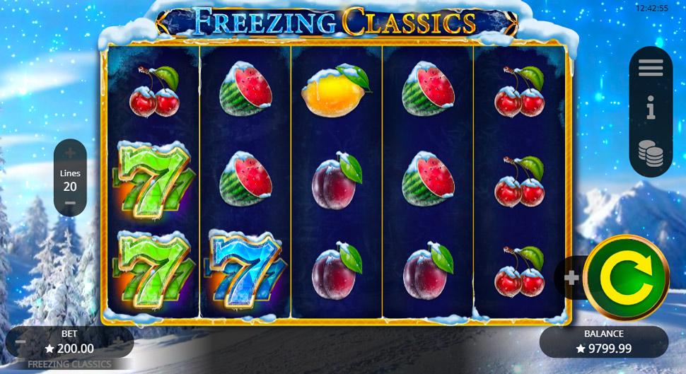 Freezing Classics - slot