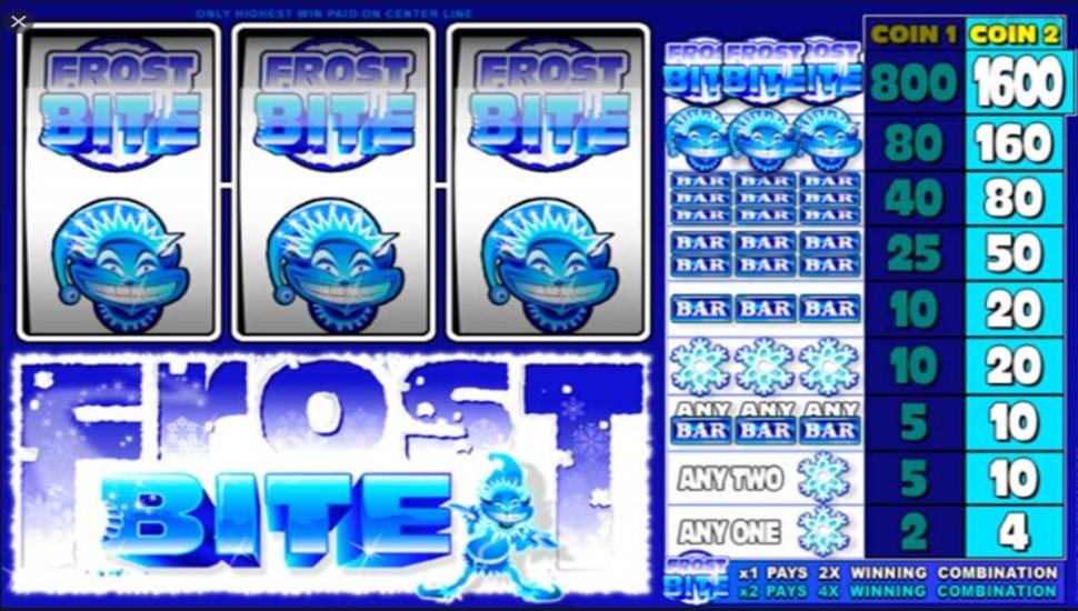 Frost Bite - Slot