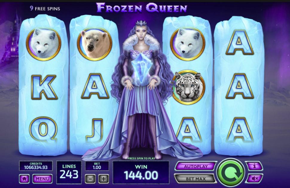 Frozen Queen-slot