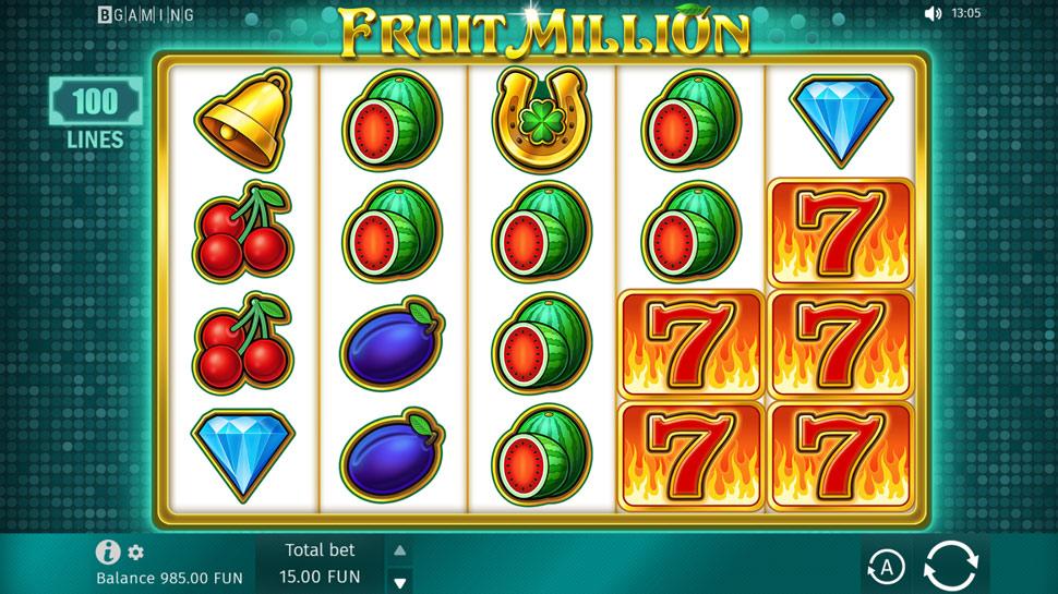 Fruit Million - Slot