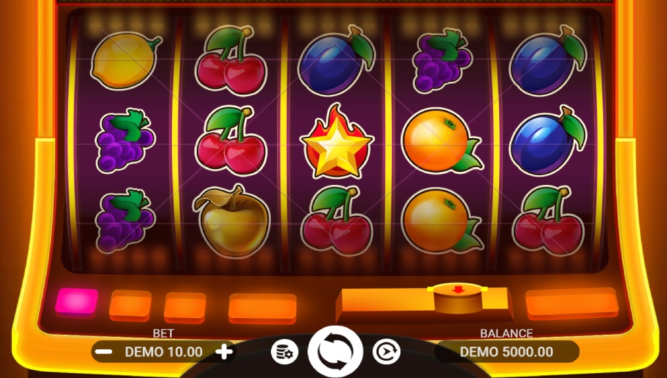 Fruit nova - Slot