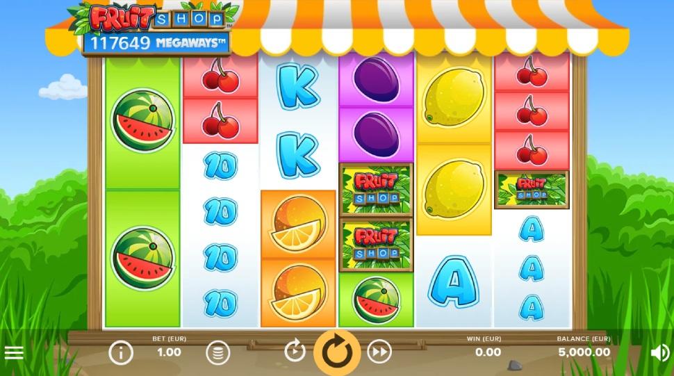 Fruit shop megaways - Slot