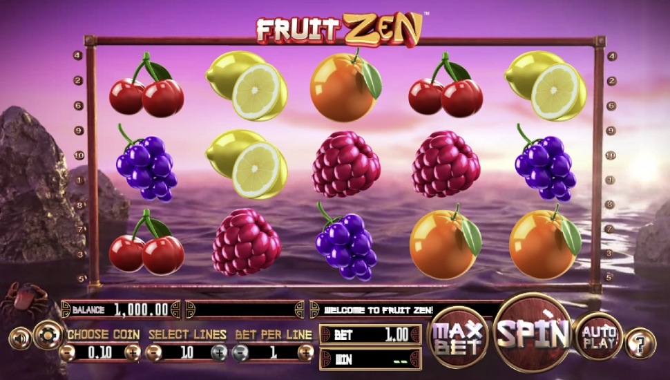 Fruit Zen - Slot