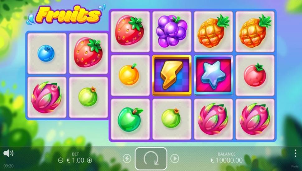 Fruits - Slot