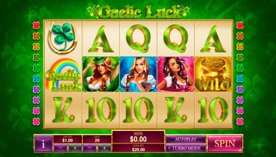 Gaelic Luck - Slot