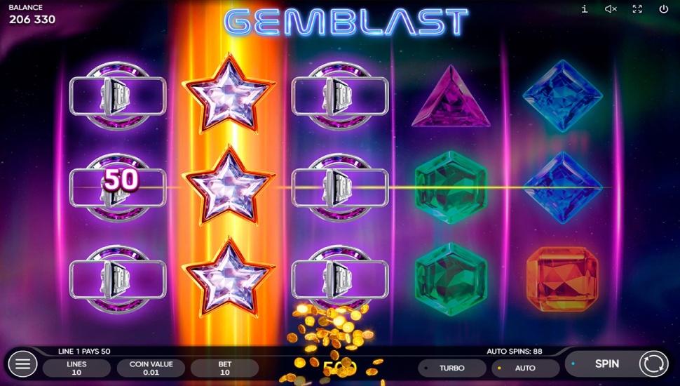 Gemblast - Bonus Features