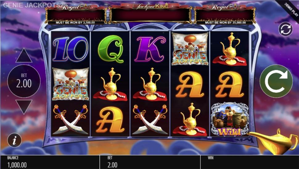 Genie Jackpots - Slot