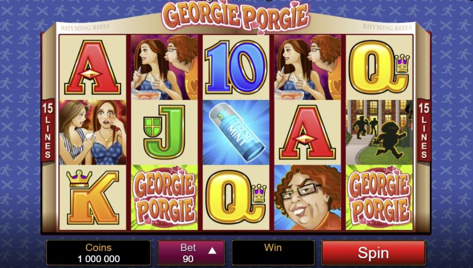 Georgie Porgie - Slot