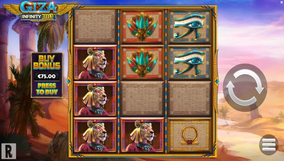 Giza Infinity Reels - Slot