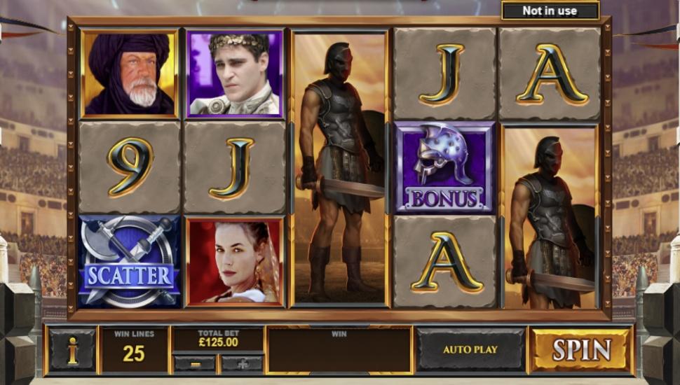 Gladiator: Road to Rome - Slot