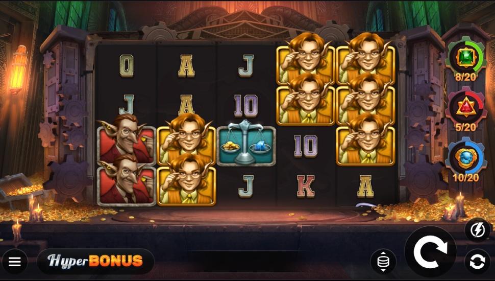 Goblins & gemstones - Slot