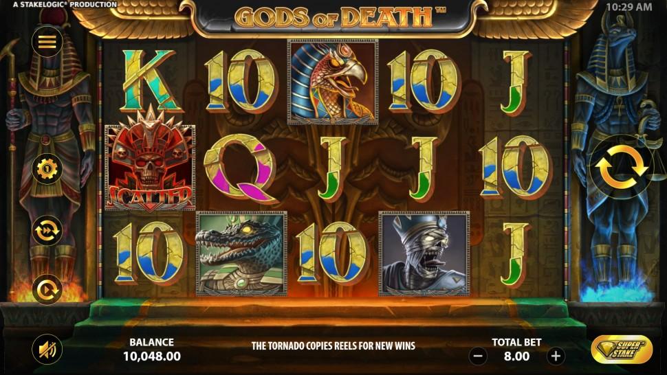 Gods of Death - Slot