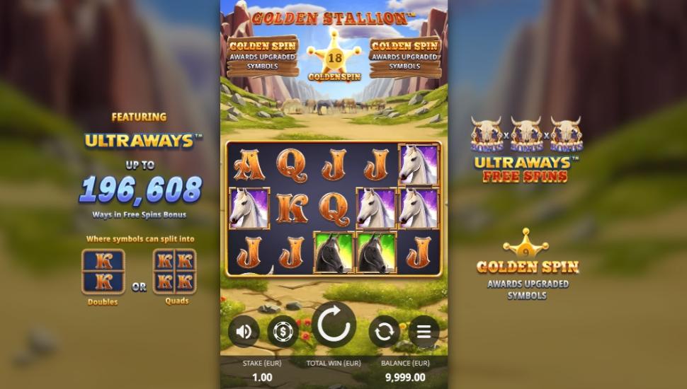 Golden Stallion - Slot