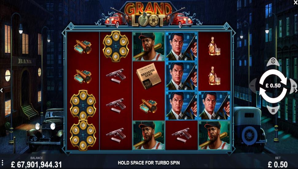 Grand Loot - Slot