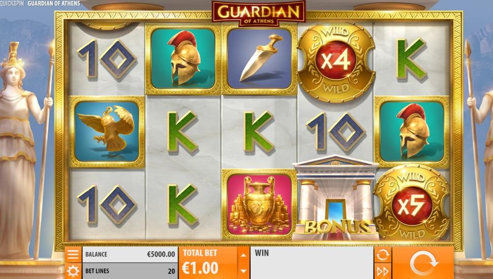 Guardian of Athens - Slot