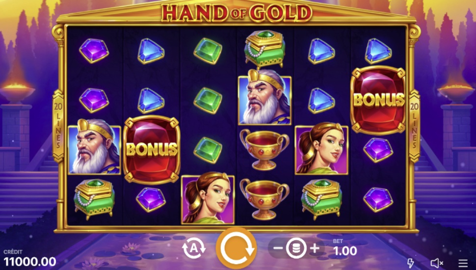 Hand of Gold - BF