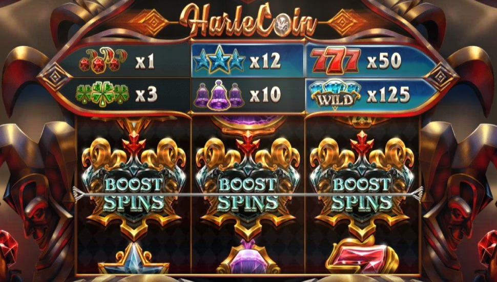 HarleCoin - Bonus Features