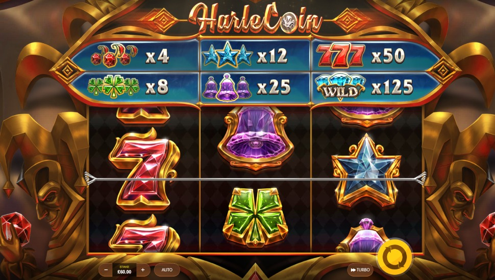 HarleCoin - Slot
