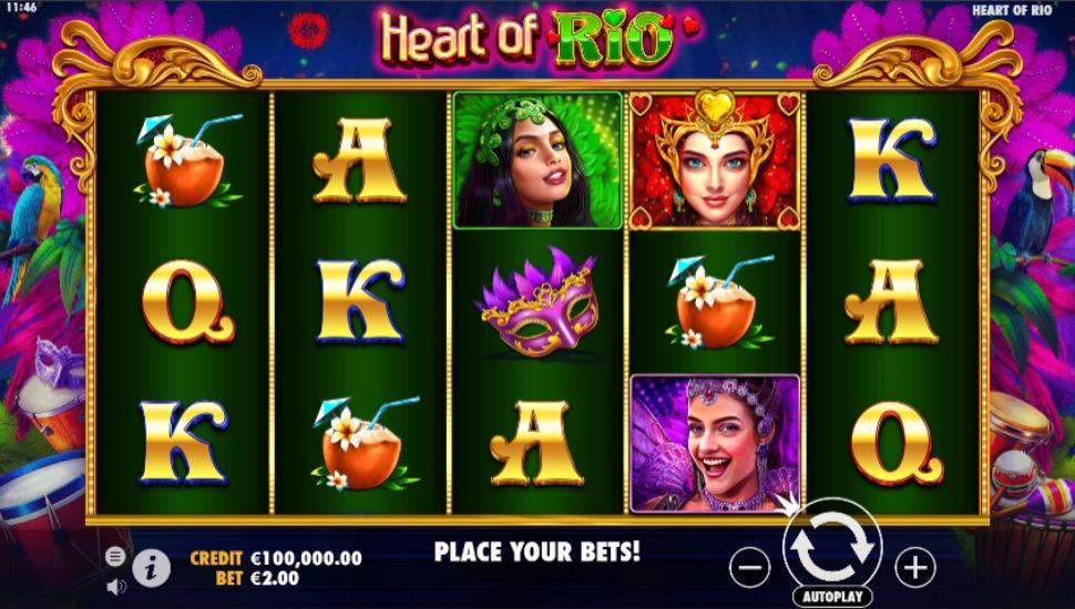 Heart of Rio - Slot