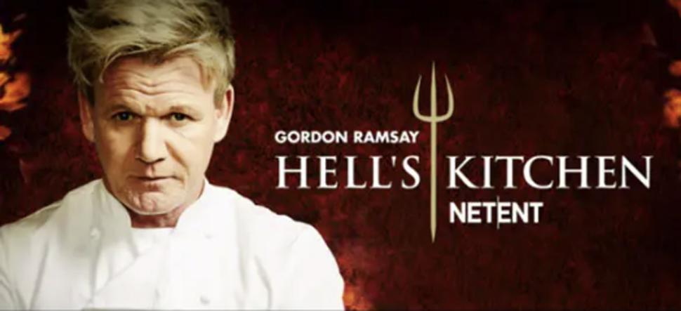 Hell's Kitchen - slot