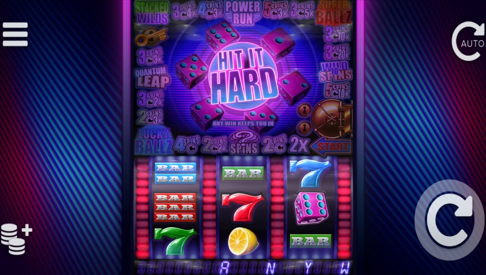 Hit it Hard Online Slot by ELK Studios