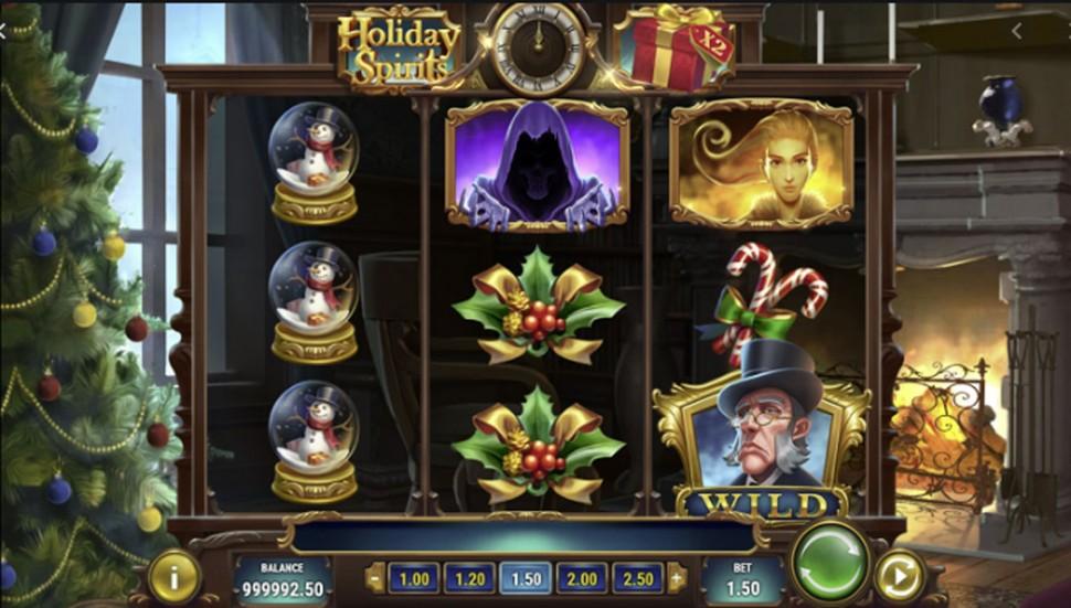 Holiday Spirits - slot