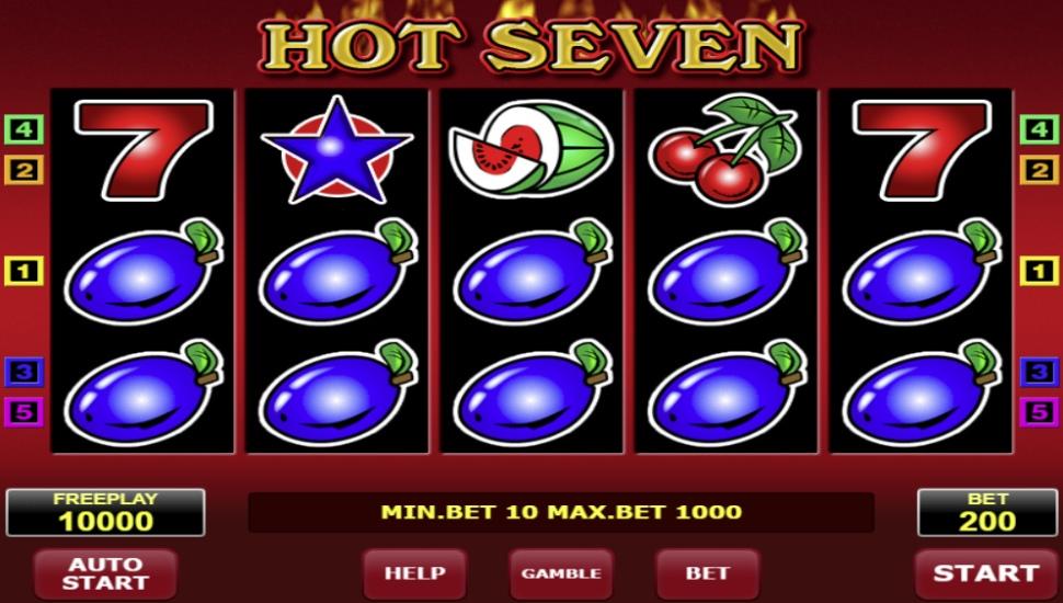 Hot 7 - Slot