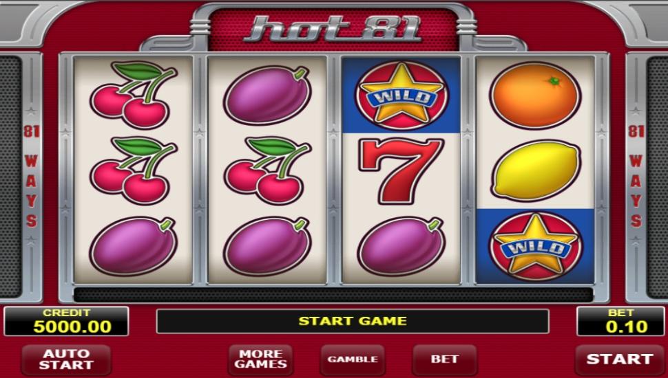 Hot 81 - Slot