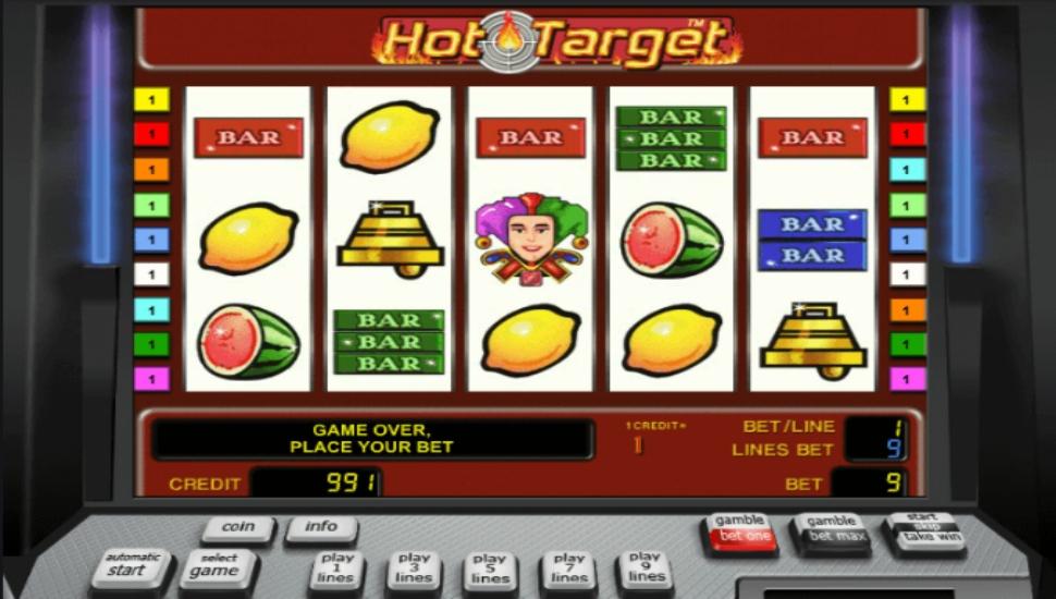 Hot Target - Slot