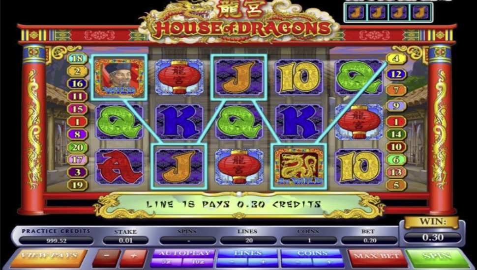 House of Dragons - Slot