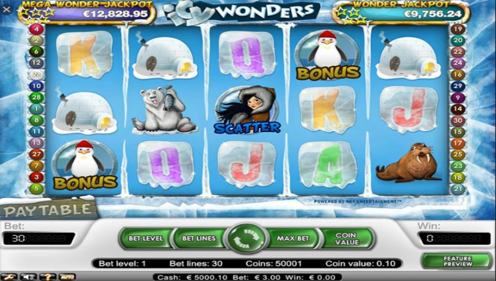 Icy Wonders - Slot