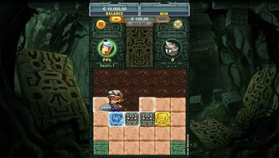 Incan Adventure - Slot