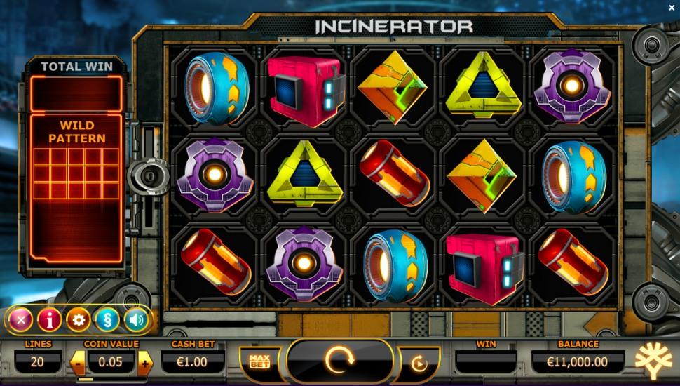 Incinerator - Slot