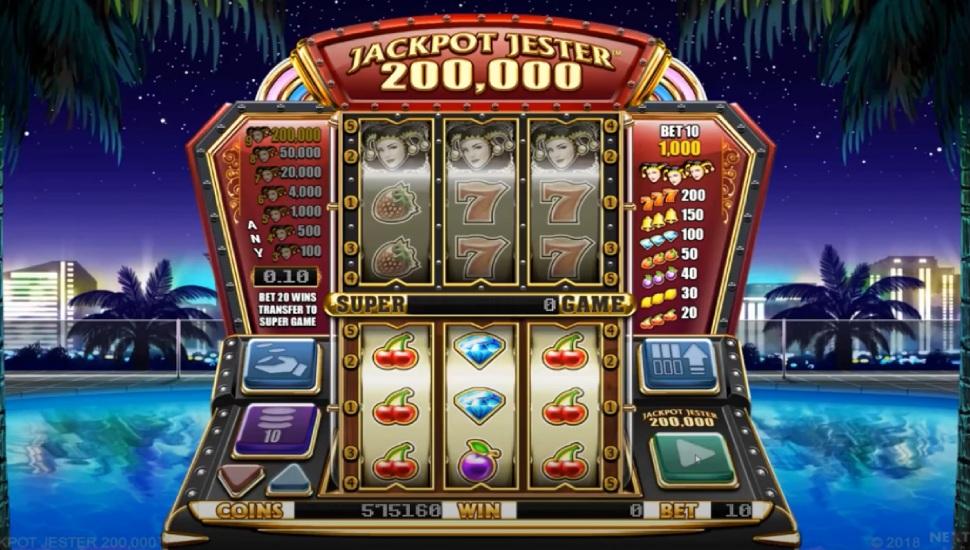 Jackpot Jester 200,000 - Slot