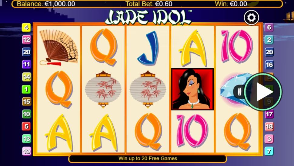 Jade Idol - Slot