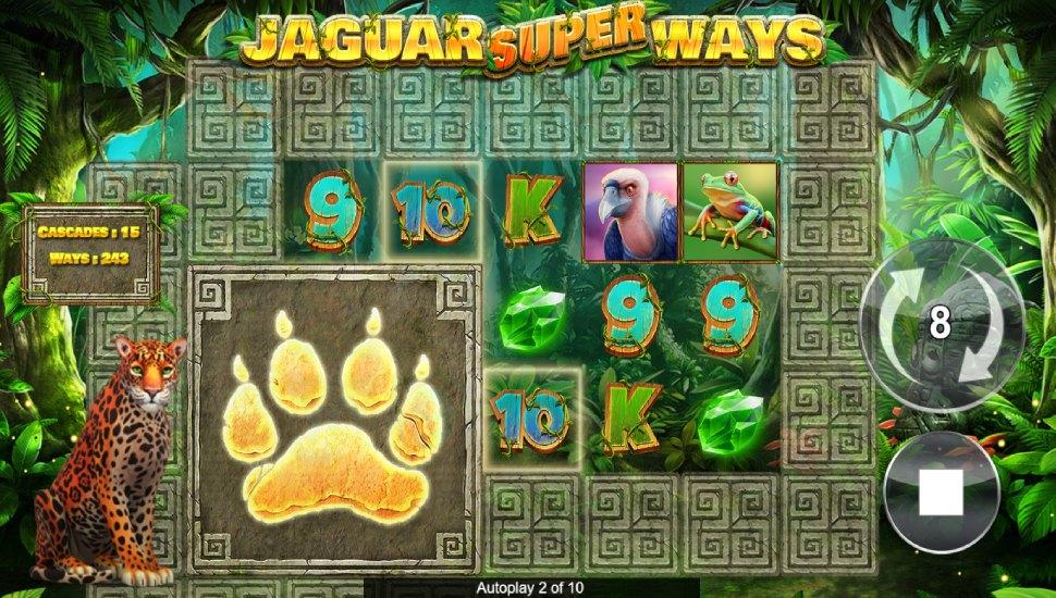 Jaguar superways - Bonus features