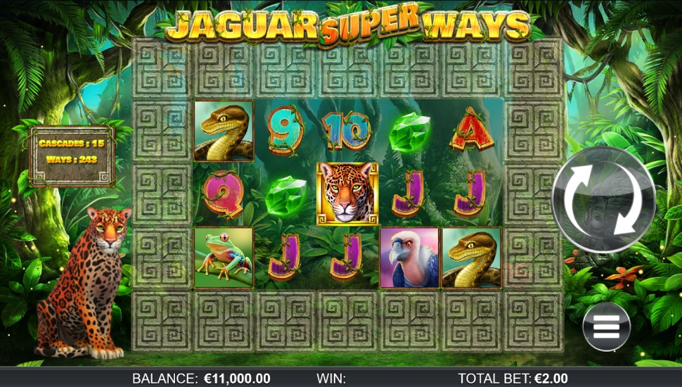 Jaguar SuperWays - Slot